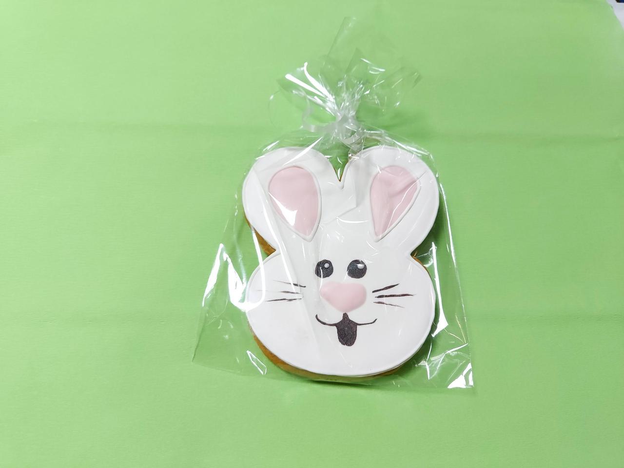 Пряник пасхальный с имбирём и корицей Мышонок 50 грамм