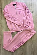 Fashion костюм жіночий 38(р) рожевий 10431 Palm Angels Туреччина Весна-D