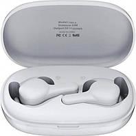 Бездротові Bluetooth-навушники Remax TWS-6 White
