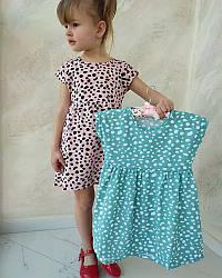 Літнє плаття для дівчинки вп