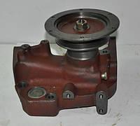 Насос водяной (помпа) Д-260 МТЗ 260-1307116-02 со шкивом без термодатчика (пр-во БЗА)