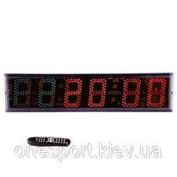 Таймер для кроссфит Rising CT1001 + сертификат на 300 грн в подарок (код 110-469893)