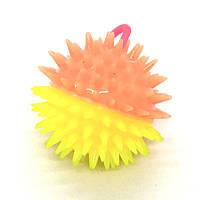 Мяч попрыгун ёжик светящийся (2), фото 1