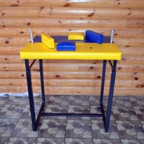 Стіл для армреслінгу з регульованою висотою