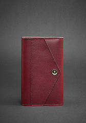 Кожаный блокнот BlankNote 2.0 Бордовый BN-SB-2-St-vin, КОД: 723753