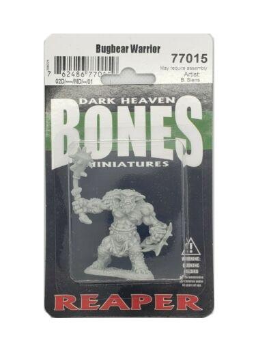Reaper Bones. Bugbear Warrior