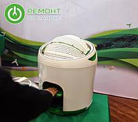Drumi — педальная стиральная машинка, которая работает без электричества