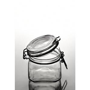 Банка с бугельным замком 550 мл. стеклянная Kilner Jar