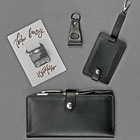 Набор BlankNote Тревел-кейс + бирка для багажа + брелок Берлин BN-set-travel-4, КОД: 778213