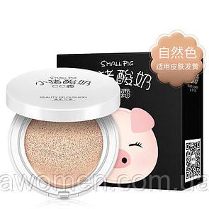 Кушон для лица Hankey Pig Beauty CC Cream Concealer 15 g (натуральный оттенок)
