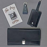 Набор BlankNote Тревел-кейс + бирка для багажа + брелок Неаполь BN-set-travel-6, КОД: 778196