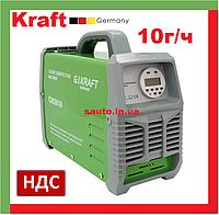 Kraft GI03010. 10 г/ч. Озонатор воздуха автомобильный, для квартиры, дома, бытовой, генератор озона, озоновый