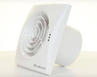 Вытяжной вентилятор ВЕНТС 100 Квайт ТН Белый 100115630000, КОД: 1692675