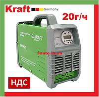 GI Kraft GI03020. 20 г/ч. Озонатор воздуха автомобильный, для квартиры, дома, бытовой, генератор озона, озонов