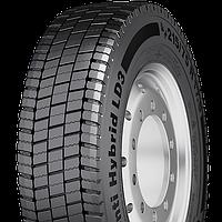 Грузовые шины Continental LD3 Hybrid 17.5 215 M (Грузовая резина 215 75 17.5, Грузовые автошины r17.5 215 75)