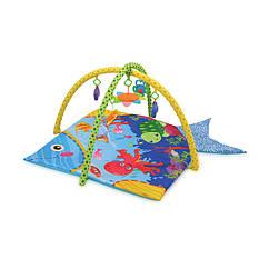 Игровой развивающий коврик Lorelli Ocean