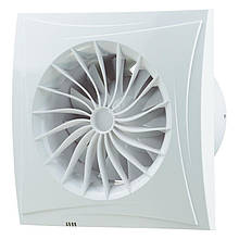 Вентилятор BLAUBERG Sileo 100 T Белый 200115614000, КОД: 1686804