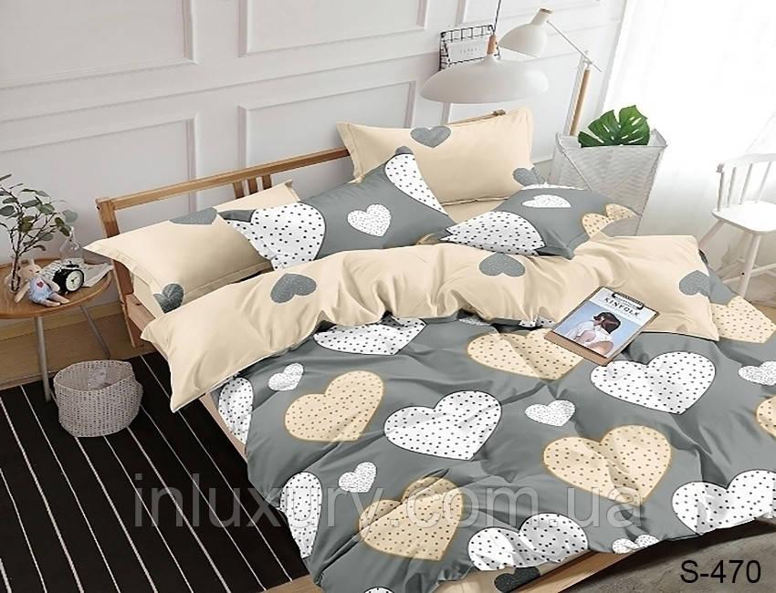 Комплект постельного белья с компаньоном S470