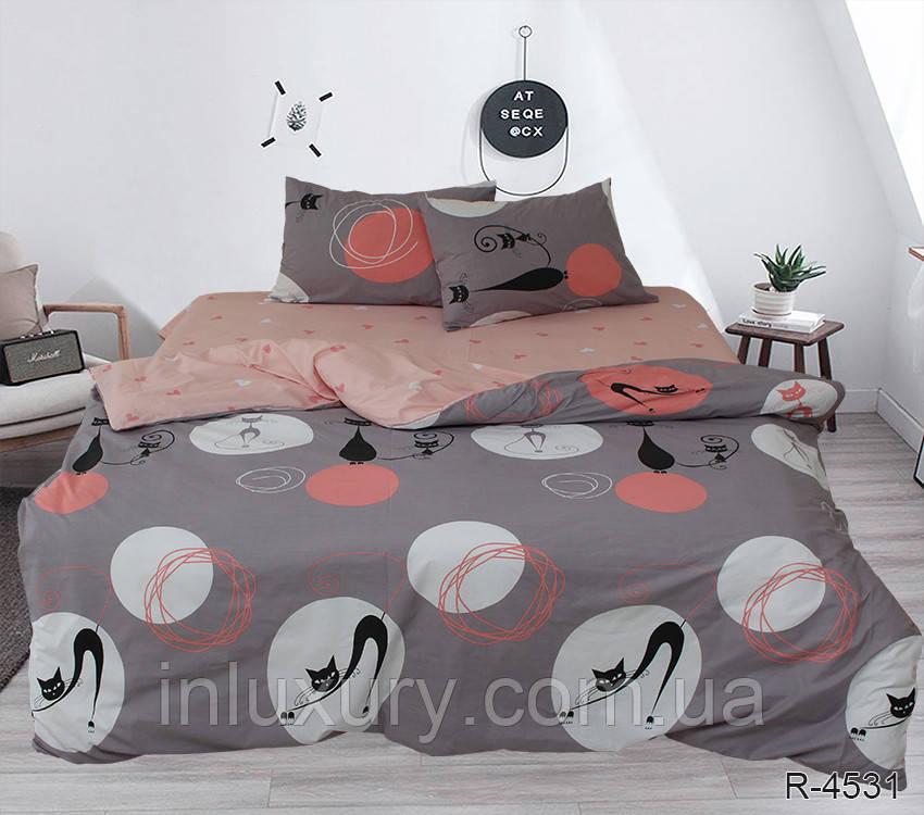 Комплект постельного белья с компаньоном R4531