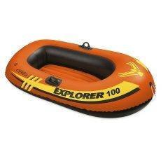 Одномісний надувний човен Intex 58329 Explorer 100, 147 х 84 см