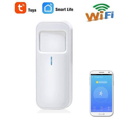 Wifi датчик движения для умного дома Konlen YN-808, оповещение в приложение на смартфон