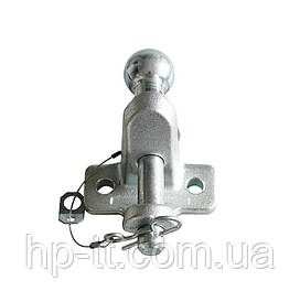 Шар фаркопа на буксировочной пластине Bunte 3500кг 42238