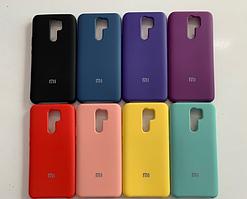 Чехол Silicone Cover для Xiaomi Redmi 9