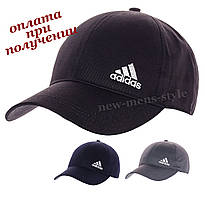 Чоловіча фірмова молодіжна модна стильна спортивна кепка бейсболка блайзер Adidas (2)