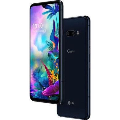 Смартфон LG G8X 6/128 GB Aurora Black