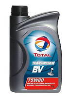 Трансмиссионное масло Total TRANSMISSION BV 75W80, 1L