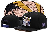 Снэпбек Snapback Кепка Бейсболка Снепбек Cayler Sons 2pac Тупак Шакур Черный, фото 1