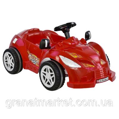 Машина педальная Herby Pilsan 07-312, красный