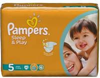 Подгузники Pampers Sleep & Play Junior 11-18 кг, 42 шт.