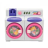 Игровой набор Na-Na Детская стиральная машина на батарейках со светом и звуком IE395