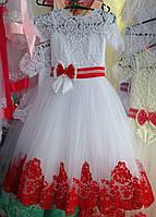 Бальное платье на 6-7 лет Кукла