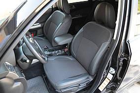 Subaru Forester 2008-2013 гг. Авточехлы Premium