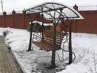 Качели садовые для дачи