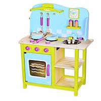Деревянная детская кухня Na-Na с аксессуарами IE579