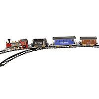 Детская железная дорога Na-Na со светом и звуком IM246