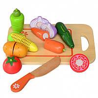 Деревянный игровой набор овощей Na-Na IE571
