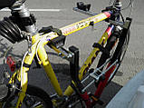 Кріплення під велосипед на фаркоп, велокріплення, фото 4