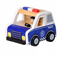 Деревянная полицейская машина Na-Na IM408