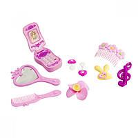 Игровой набор детских аксессуаров и украшений Na-Na с мобильным телефоном ID158