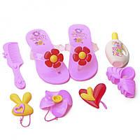 Игровой набор детских аксессуаров Na-Na с тапочками ID156