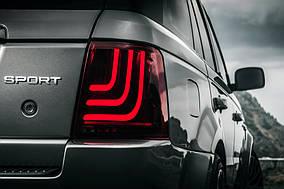 Range Rover Sport 2005-2013 рр. Задні ліхтарі GLONN (2 шт)