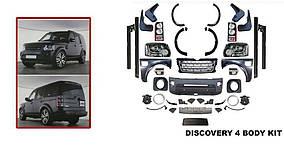 Land Rover Discovery III Комплект рестайлинга на Discovery 4