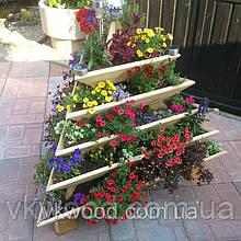 """""""Каскад"""" - вертикальное кашпо для цветов и растений"""