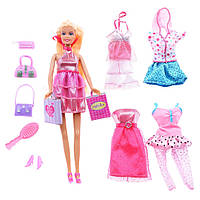 Кукла с набором одежды и аксессуарами Na-Na ID81