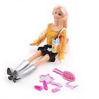 Игровой набор Na-Na Кукла с одеждой и аксессуарами Lucy ID65
