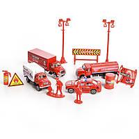 Игровой набор Na-Na Пожарная техника и аксессуары IM297